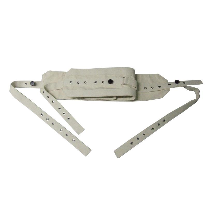 Fascia cintura contenzione doppia fascia di sicurezza per - Cintura di contenzione letto ...