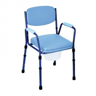 Sedia da comodo regolabile in altezza - Plus - RehaMed ...