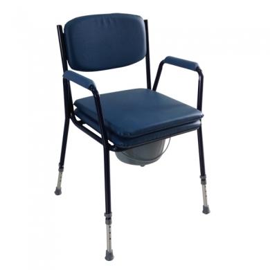 Sedia da comodo regolabile in altezza confezione 5 pz for Altezza sedia